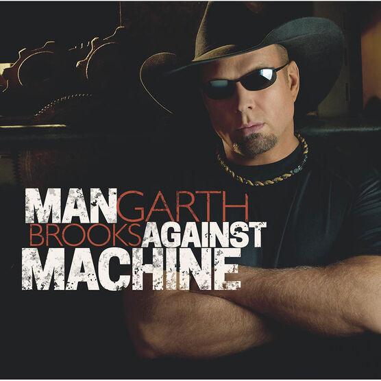 Garth Brooks - Man Against Machine - CD