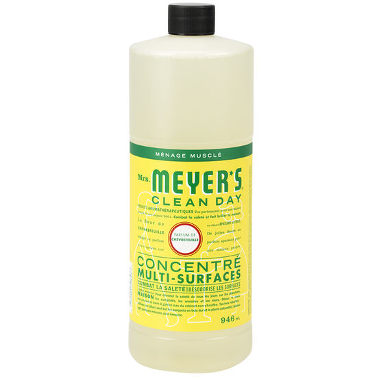 Mrs. Meyer's Multi-Surface Concentrate - Honeysuckle - 946ml