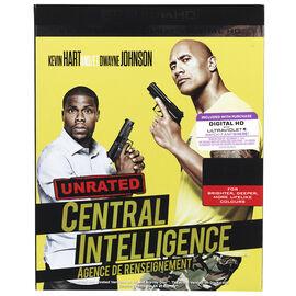 Central Intelligence - 4K UHD Blu-ray