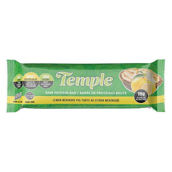 Temple Raw Protein Bar - Lemon Meringue Pie - 70g
