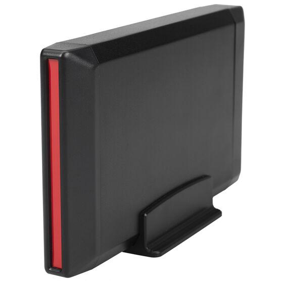 Certified Data 3.5 inch Hard Drive Enclosure - USB - Aluminum