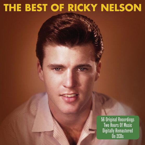 Ricky Nelson - The Best of Ricky Nelson - 2 CD