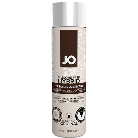 JO Silicone Free Hybrid Personal Lubricant - 120ml