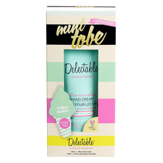 Be Delectable Mint to Be Set
