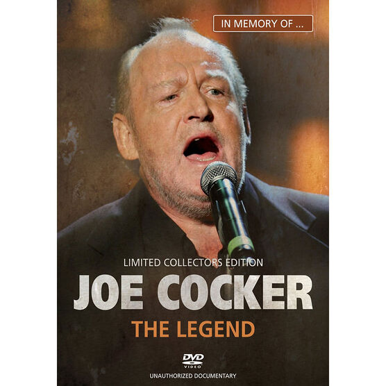 Joe Cocker - The Legend - DVD
