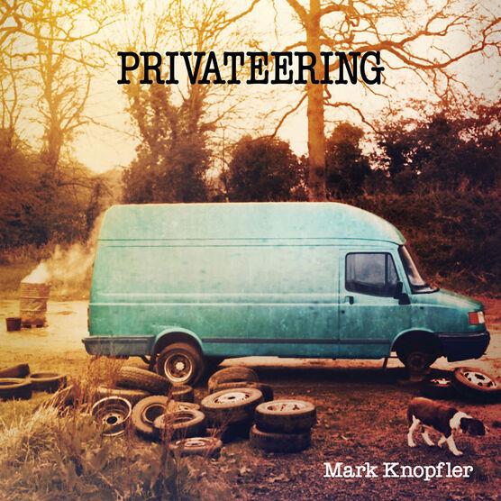 Mark Knopfler - Privateering - CD