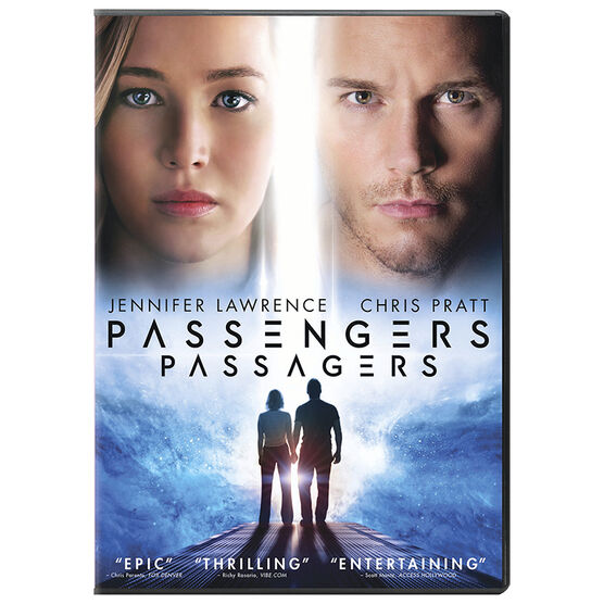 Passengers - DVD