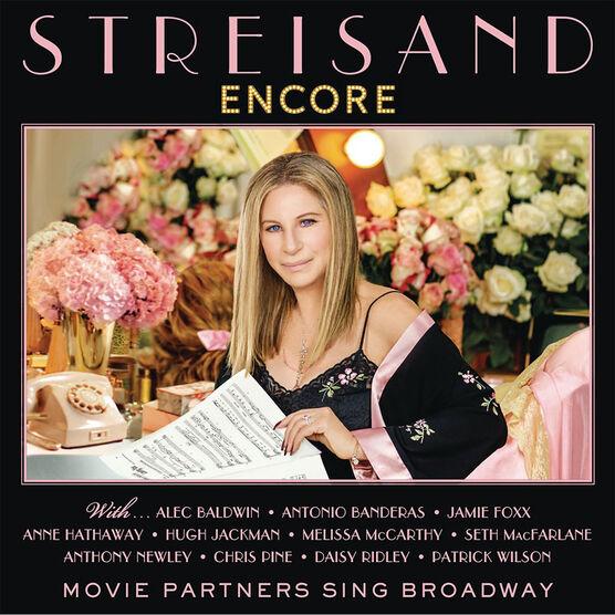 Barbara Streisand - Encore - CD