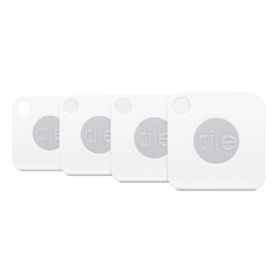 Tile Mate Bluetooth Tracker - 4 Pack - RT05004NC