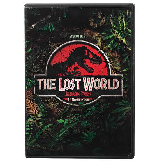The Lost World: Jurassic Park - DVD