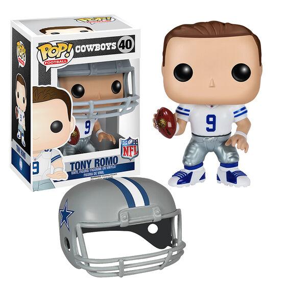 Pop: NFL - Tony Romo Vinyl Figure