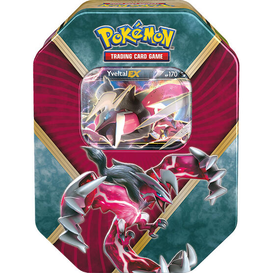 Pokémon 2016 Summer Tin - Assorted