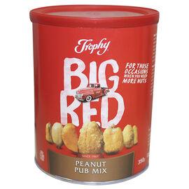 Trophy Big Red Peanuts - Pub Mix - 350g