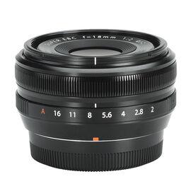 Fuji XF 18mm F2.0 Lens
