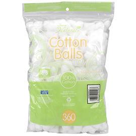London Naturals Cotton Balls - 360's