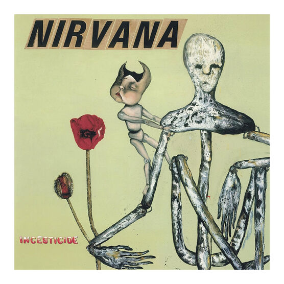 Nirvana - Insecticide (20th Anniversary Edition) - Vinyl