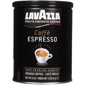 Lavazza Ground Coffee - Caffe Espresso - 226g