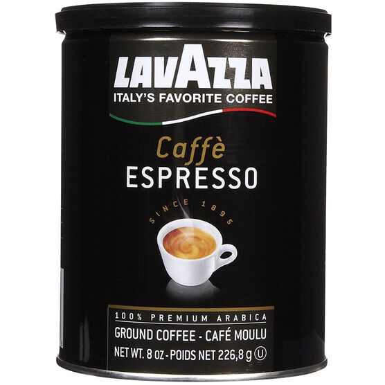 Lavazza Ground Coffee - Caffe Espresso - 226g