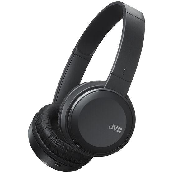 JVC On-Ear Wireless Headphone - Black - HAS190BTB