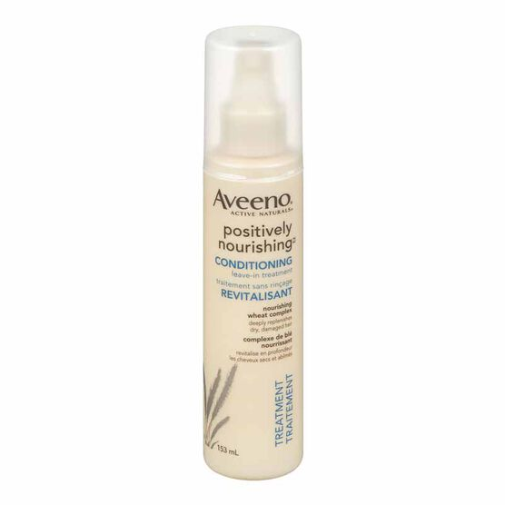 Aveeno Positively Nourishing Conditioning Leave-in Treatment - 153ml