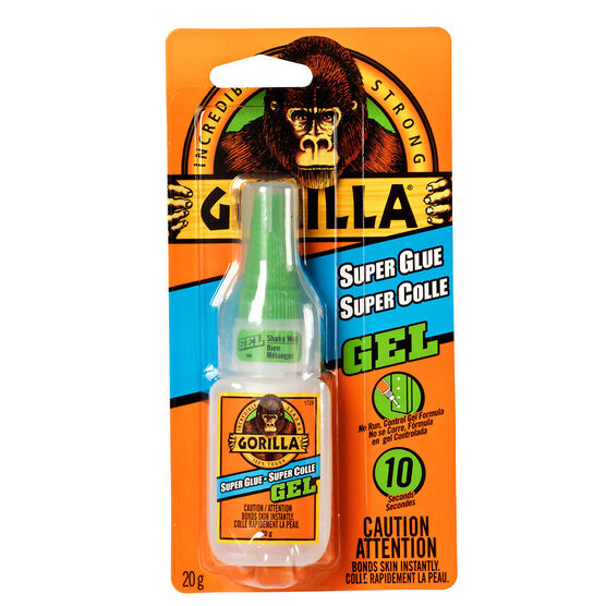 Gorilla Superglue Gel - 20g