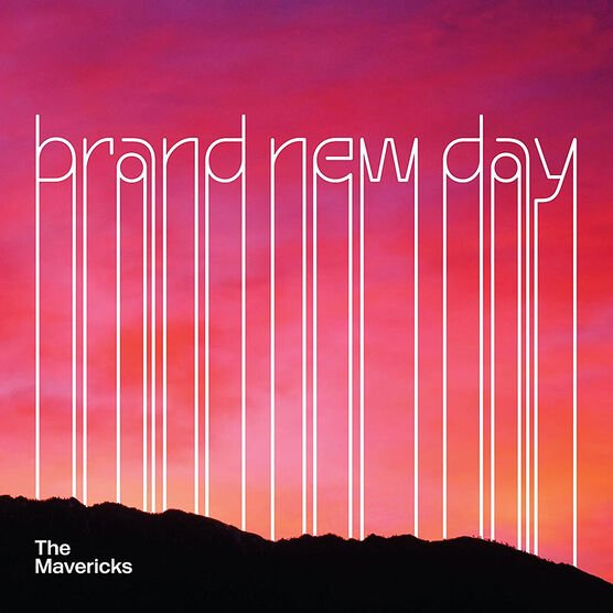 The Mavericks - Brand New Day - CD