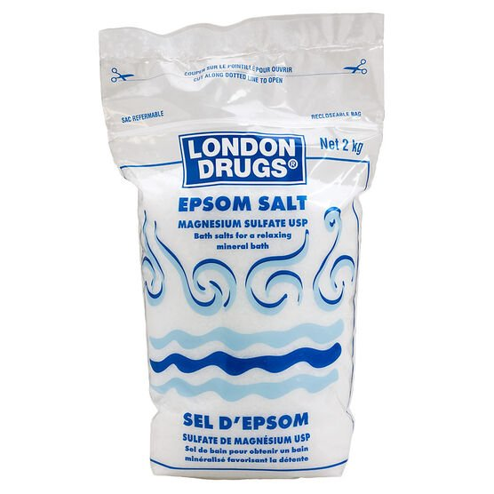 London Drugs Epsom Salts - 2kg