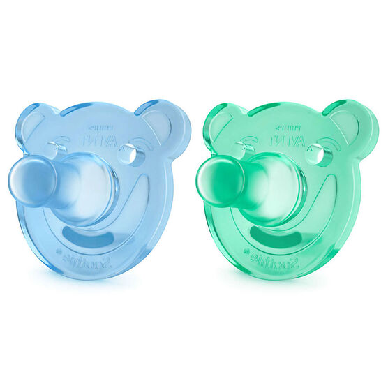 Avent Soothie Shapes Pacifier - Boy - SCF194/01
