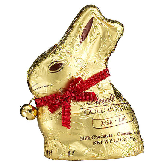 Lindt Gold Bunny - Milk Chocolate - 50g