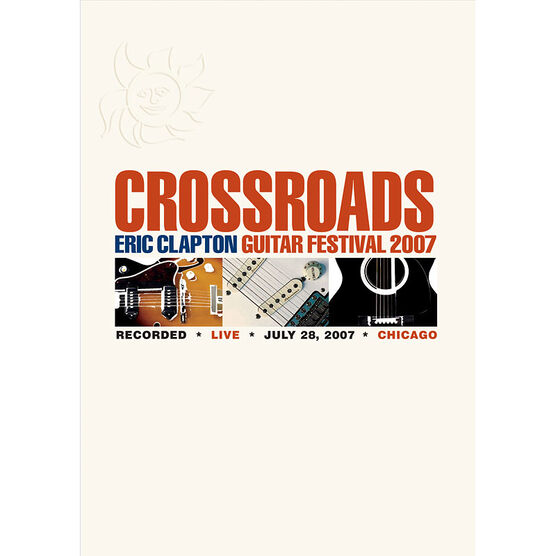 Eric Clapton: Crossroads Guitar Festival 2007 - DVD