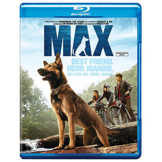 Max - Blu-ray Combo