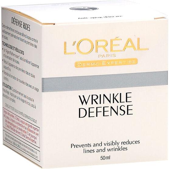 L'Oreal Dermo-Expertise Wrinkle Defense - 50ml