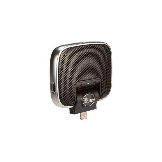 Blue Mic Mikey Digital II Stereo iPhone Microphone - Lightning - 1462