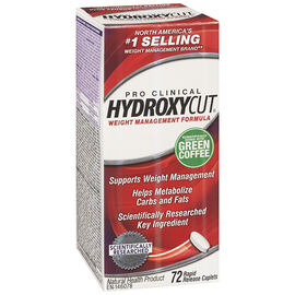 Hydroxycut Pro Clinical - 72's