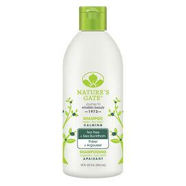 Nature's Gate Tea Tree Calming Shampoo - 532ml