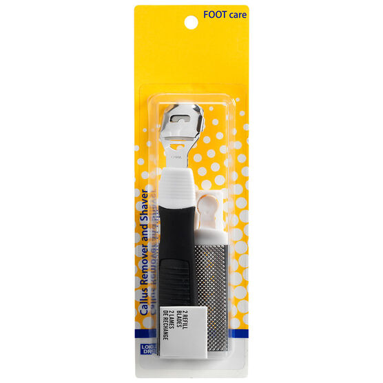 London Drugs Callus Remover and Shaver