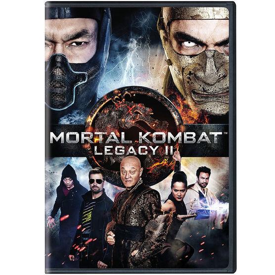 Mortal Kombat: Legacy II - DVD
