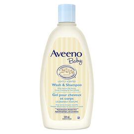 Aveeno Baby Wash and Shampoo - 532ml
