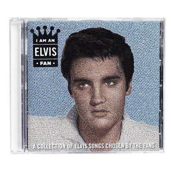 Elvis Presley - I Am An Elvis Fan - CD