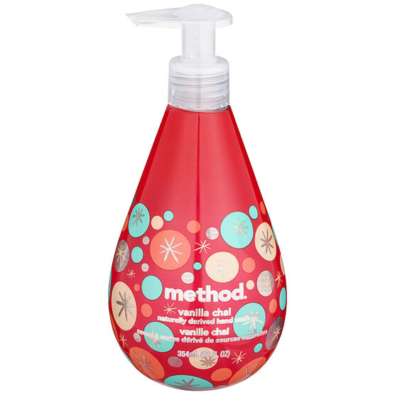 Method Gel Hand Wash - Vanilla Chai - 354ml