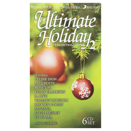 Various Artists - Ultimate Holiday Collection Vol. 2 - 6CD