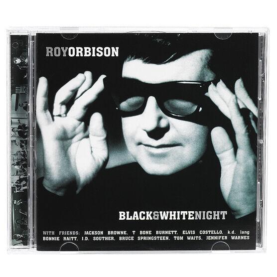 Roy Orbison - Black & White Night - CD