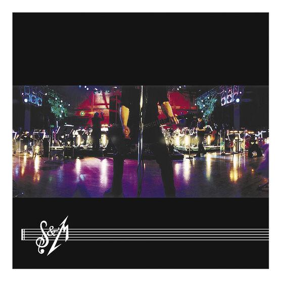 Metallica - S and M - Vinyl