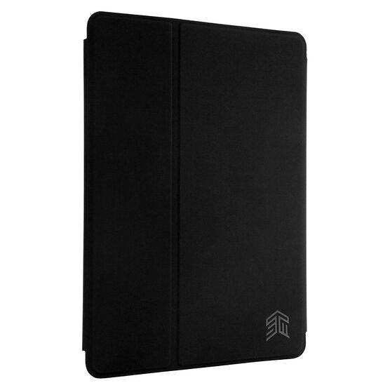 STM Studio Polycarbonate iPad Case - iPad 9.7 Inch - Black Smoke - STM-222-161JW-01