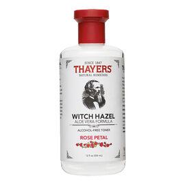 Thayer's Witch Hazel Aloe Vera Formula Toner - Rose Petal - 355ml