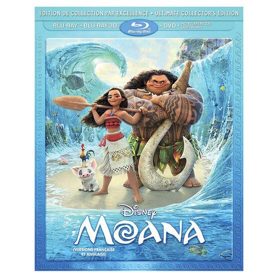 Moana - Blu-ray