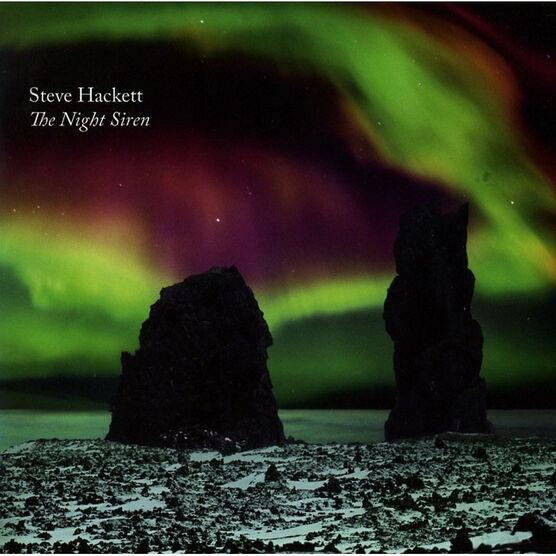 Steve Hackett - The Night Siren - CD