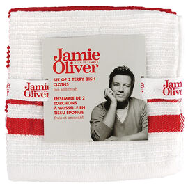 Jamie Oliver Ribbed Terry Dish Cloth