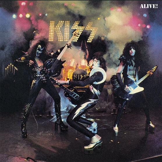 Kiss - Alive - Vinyl
