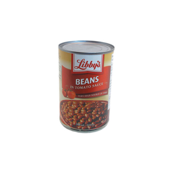 Libby's Beans - Tomato Sauce - 398ml